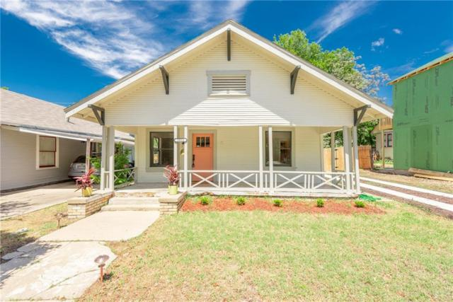 1012 W Arlington Avenue, Fort Worth, TX 76110 (MLS #14123214) :: Potts Realty Group