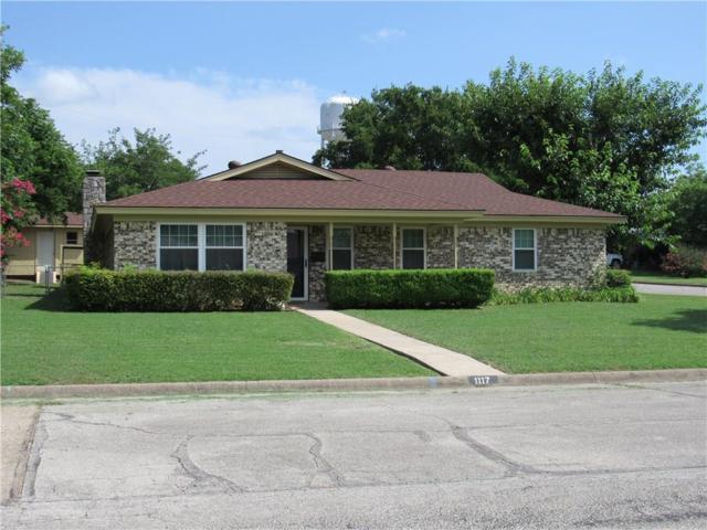 1117 Penrod Street, Granbury, TX 76048 (MLS #14123252) :: Kimberly Davis & Associates