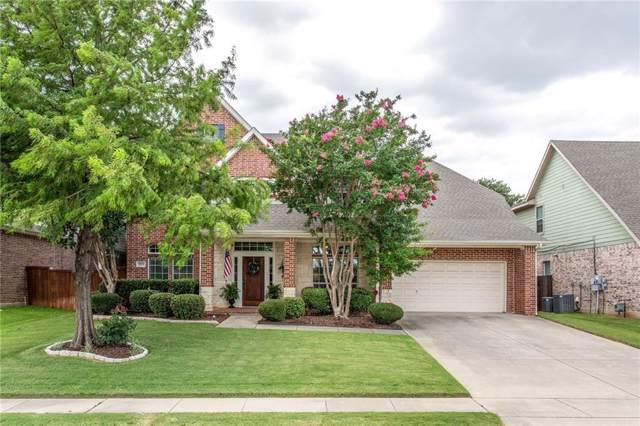 925 Water Oak Drive, Grapevine, TX 76051 (MLS #14123275) :: Lynn Wilson with Keller Williams DFW/Southlake