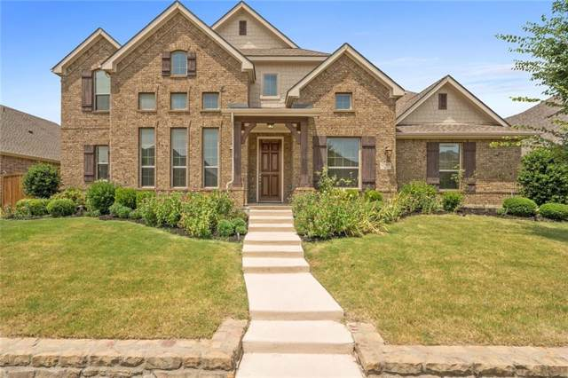 12969 Spring Hill Drive, Frisco, TX 75035 (MLS #14123295) :: Lynn Wilson with Keller Williams DFW/Southlake