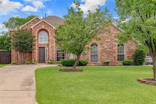12 Hideaway Court, Trophy Club, TX 76262 (MLS #14123312) :: Real Estate By Design