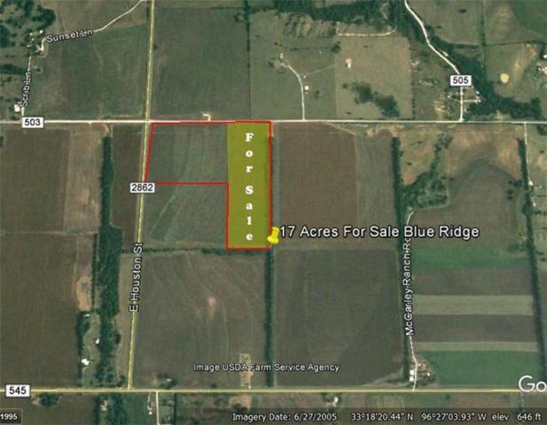 00 2862 Highway, Blue Ridge, TX 75424 (MLS #14123328) :: RE/MAX Town & Country