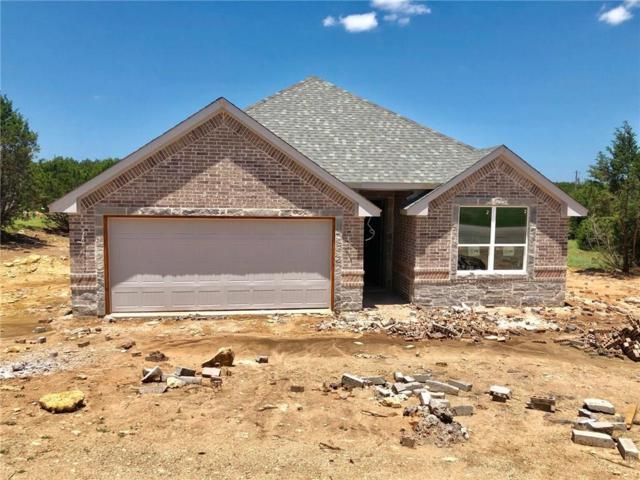 2410 Christine Drive, Granbury, TX 76048 (MLS #14123333) :: The Heyl Group at Keller Williams