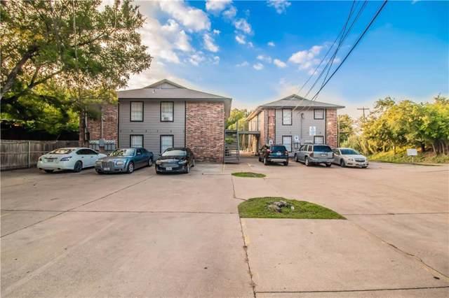 2053 21st Street, Fort Worth, TX 76164 (MLS #14123349) :: Lynn Wilson with Keller Williams DFW/Southlake
