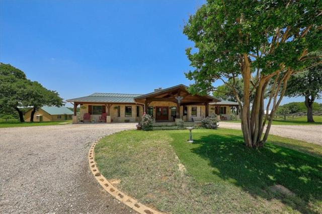 1095 Broome Road, Bartonville, TX 76226 (MLS #14123359) :: Kimberly Davis & Associates