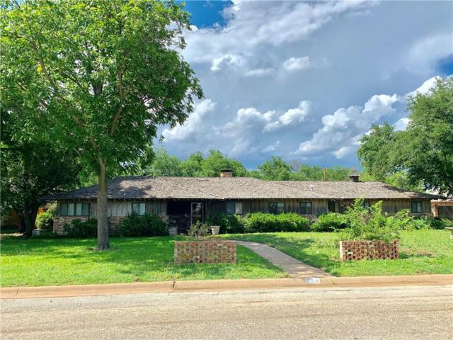 1504 Sycamore Street, Breckenridge, TX 76424 (MLS #14123394) :: RE/MAX Town & Country