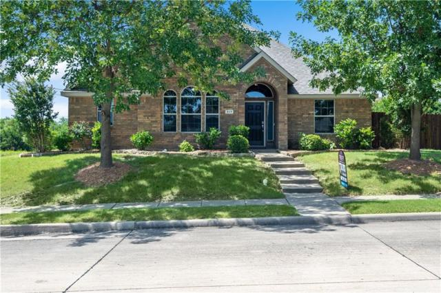317 Audobon Lane, Royse City, TX 75189 (MLS #14123401) :: The Mitchell Group