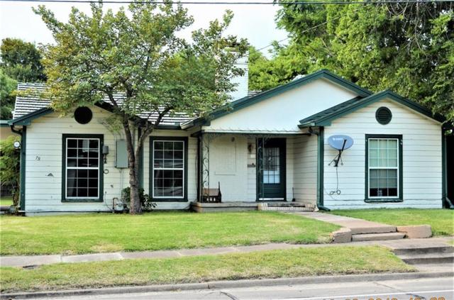 731 E Dallas Avenue, Cooper, TX 75432 (MLS #14123412) :: The Tierny Jordan Network