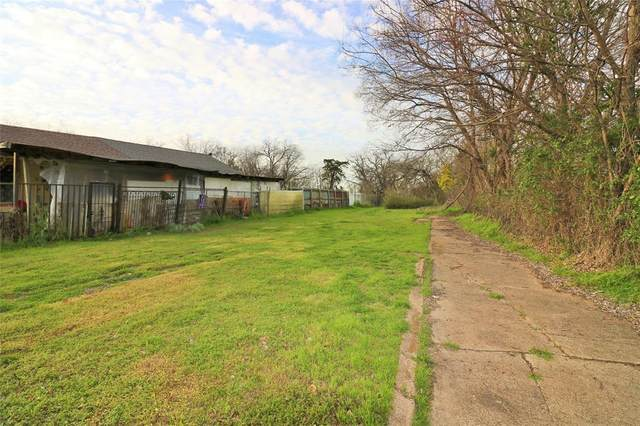 1343 Grant Street, Dallas, TX 75203 (MLS #14123423) :: Maegan Brest | Keller Williams Realty