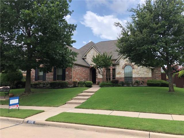6501 Knollwood Drive, Mckinney, TX 75070 (MLS #14123434) :: The Good Home Team