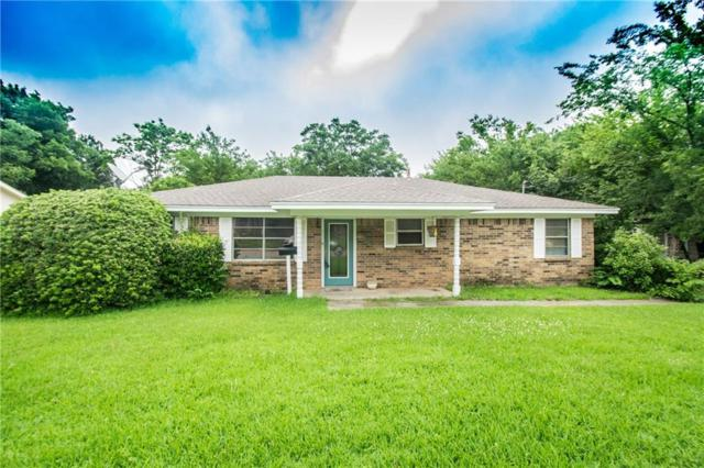 604 White Street, Whitesboro, TX 76273 (MLS #14123456) :: Kimberly Davis & Associates