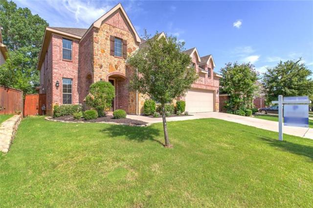 9832 Stripling Drive, Fort Worth, TX 76244 (MLS #14123472) :: Real Estate By Design