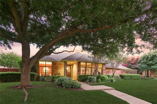 5816 Pathfinder Trail, Plano, TX 75093 (MLS #14123510) :: RE/MAX Town & Country