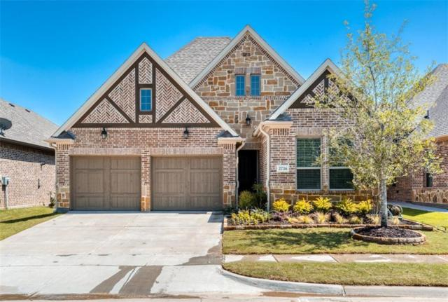 2736 Cromwell, The Colony, TX 75056 (MLS #14123512) :: Van Poole Properties Group