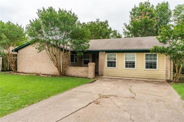 3511 Highmeadow Lane, Greenville, TX 75402 (MLS #14123529) :: The Heyl Group at Keller Williams