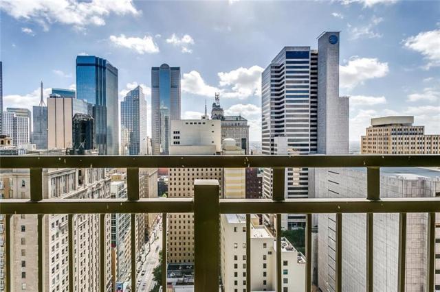 1200 Main Street #2310, Dallas, TX 75202 (MLS #14123554) :: Team Hodnett