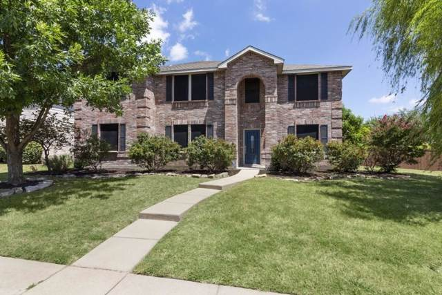 1200 Summerdale Lane, Wylie, TX 75098 (MLS #14123557) :: The Mitchell Group