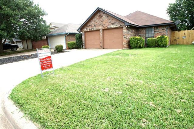 1629 Woodhall Way, Fort Worth, TX 76134 (MLS #14123593) :: The Tierny Jordan Network