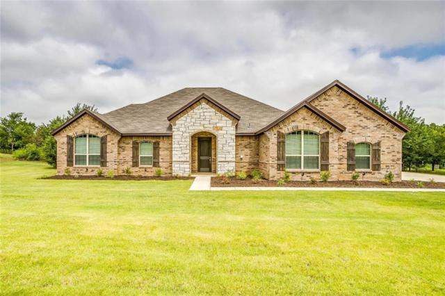 712 Mint Drive, Burleson, TX 76028 (MLS #14123620) :: RE/MAX Town & Country