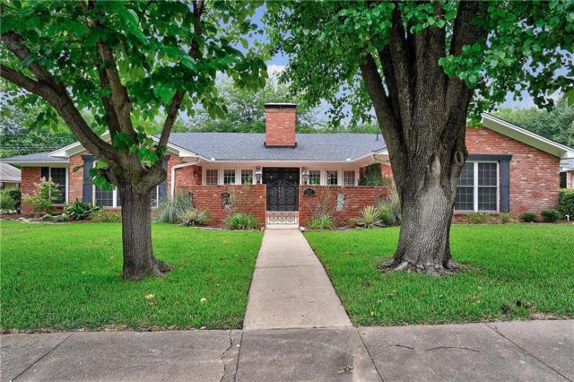 1631 Crescent Drive, Sherman, TX 75092 (MLS #14123622) :: Ann Carr Real Estate