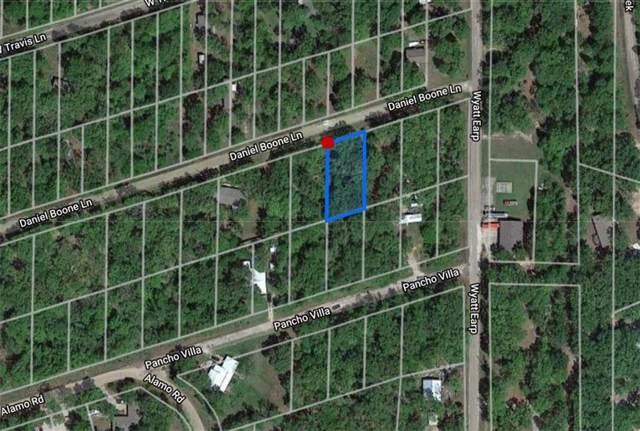 LT 255B Daniel Boone Lane, Malakoff, TX 75148 (MLS #14123636) :: Keller Williams Realty