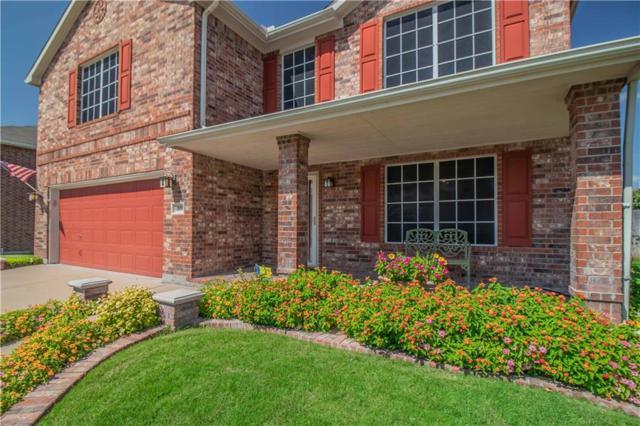 8203 Wesson Road, Arlington, TX 76002 (MLS #14123641) :: The Hornburg Real Estate Group