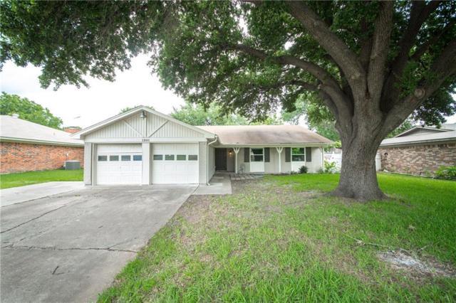1301 Juniper Lane, Benbrook, TX 76126 (MLS #14123657) :: Potts Realty Group