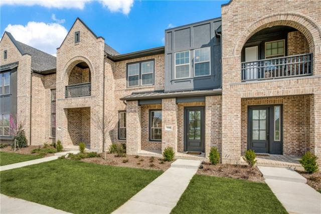 7293 Sprangletop Street, Frisco, TX 75035 (MLS #14123662) :: Van Poole Properties Group