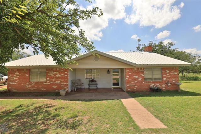 548 County Road 410, Merkel, TX 79536 (MLS #14123685) :: The Heyl Group at Keller Williams