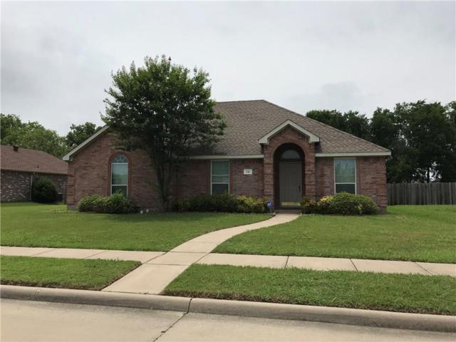 216 Silvercreek Drive, Wylie, TX 75098 (MLS #14123689) :: Kimberly Davis & Associates