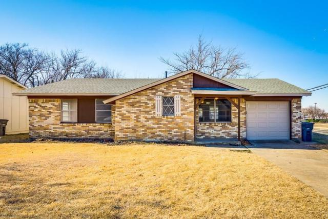 800 Memorial Drive, Wylie, TX 75098 (MLS #14123692) :: RE/MAX Town & Country