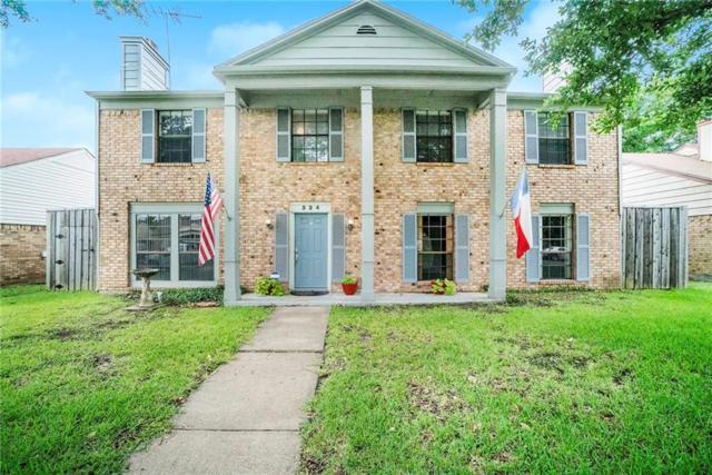 324 Ripplewood Drive, Mesquite, TX 75150 (MLS #14123713) :: Ann Carr Real Estate