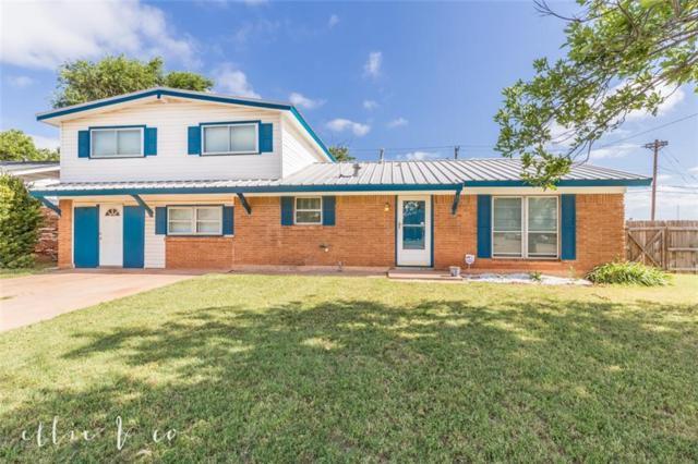 4702 Don Juan Street, Abilene, TX 79605 (MLS #14123718) :: Lynn Wilson with Keller Williams DFW/Southlake