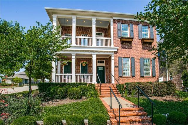 2301 Pearl Street, Mckinney, TX 75071 (MLS #14123731) :: The Heyl Group at Keller Williams