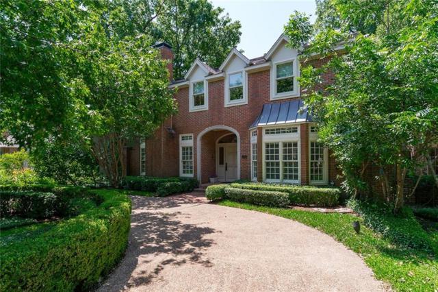 3449 Potomac Avenue, Highland Park, TX 75205 (MLS #14123736) :: Kimberly Davis & Associates