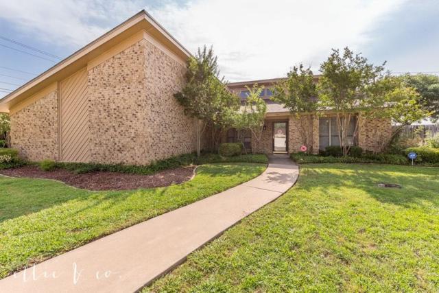 1541 Creek Bend Court, Abilene, TX 79602 (MLS #14123737) :: The Tierny Jordan Network