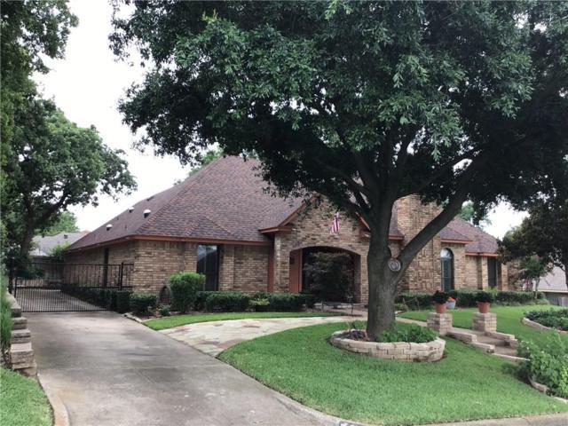 7402 Cheshire Drive, Arlington, TX 76016 (MLS #14123748) :: Kimberly Davis & Associates