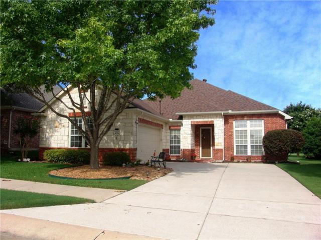 419 Saddleback Drive, Fairview, TX 75069 (MLS #14123762) :: The Heyl Group at Keller Williams