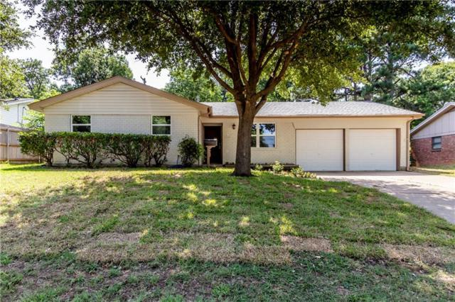 408 Yorkshire Drive, Euless, TX 76040 (MLS #14123786) :: The Mitchell Group