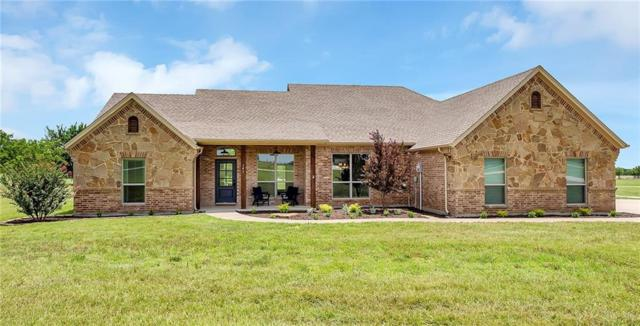 741 Zion, Rhome, TX 76078 (MLS #14123794) :: RE/MAX Town & Country