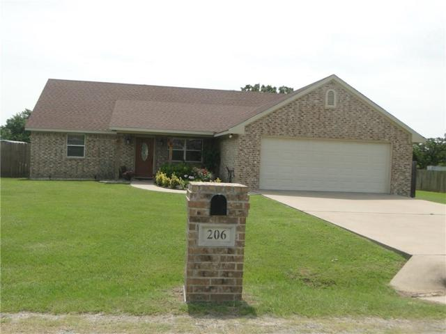 206 Nicholas Lane, Teague, TX 75860 (MLS #14123813) :: The Mitchell Group