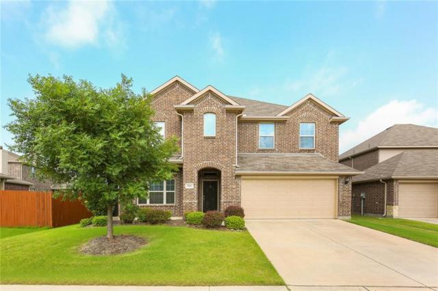 5016 Bluewater Drive, Frisco, TX 75036 (MLS #14123835) :: The Tierny Jordan Network