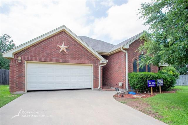 7574 Ruby Esther Circle, Abilene, TX 79606 (MLS #14123838) :: Roberts Real Estate Group