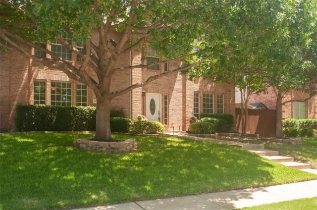 11208 Sunrise Lane, Frisco, TX 75035 (MLS #14123852) :: Van Poole Properties Group