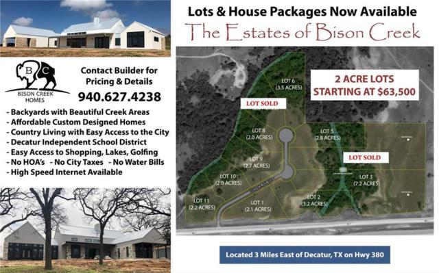 126 Nicholas, Decatur, TX 76234 (MLS #14123875) :: The Hornburg Real Estate Group