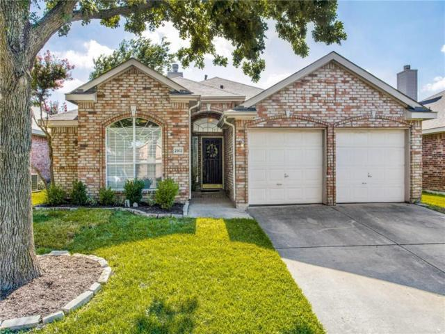 2912 Dover Drive, Mckinney, TX 75069 (MLS #14123891) :: The Heyl Group at Keller Williams