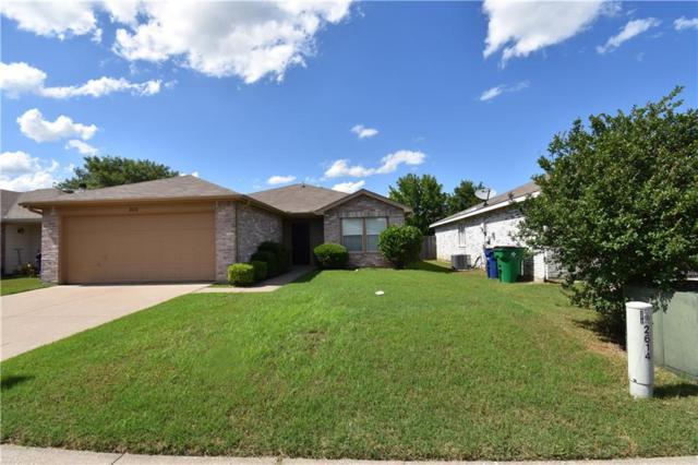 2614 Mountain View Drive, Mckinney, TX 75071 (MLS #14123895) :: The Heyl Group at Keller Williams