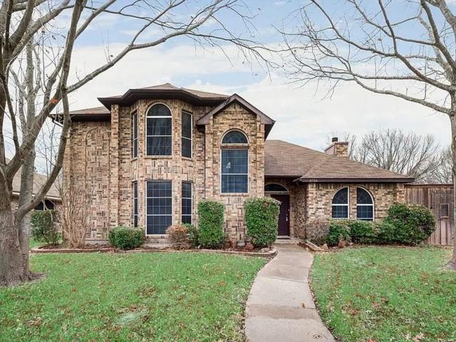 2736 Hyacinth Drive, Mesquite, TX 75181 (MLS #14123901) :: Ann Carr Real Estate