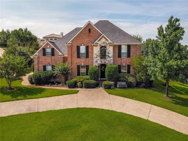 807 Lake Breeze Drive, Highland Village, TX 75077 (MLS #14123905) :: Lynn Wilson with Keller Williams DFW/Southlake
