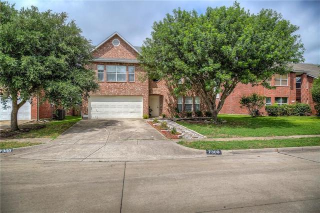 7306 Lighthouse Road, Arlington, TX 76002 (MLS #14123907) :: The Hornburg Real Estate Group